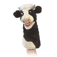 Folkmanis - Moo Cow Stage Puppet
