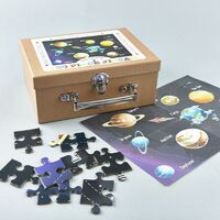 Floss and Rock - Universe Puzzle 130pc