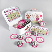 Floss and Rock - Bunny Rabbit Tea Set 15pc