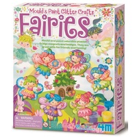 4M - Mould & Paint Glitter Fairy