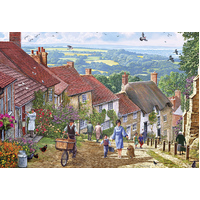 Gibsons - Gold Hill Puzzle 1000pc