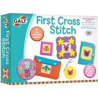 Galt - First Cross Stitch