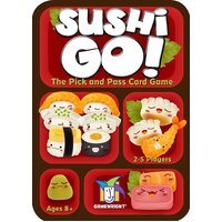 Gamewright - Sushi Go! Card Game