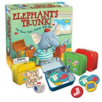 Gamewright - Elephant''s Trunk Game