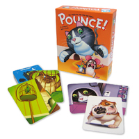 Gamewright - Pounce! Card Game