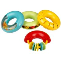 Halilit - Musical Rings Set