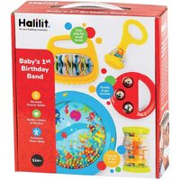 Halilit - Baby's First Birthday Band