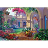 Holdson - Courtyards - Intriguing Archways Puzzle 500pc