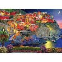 Holdson - Of Land & Sea - Cinque Terre Puzzle 1000pc