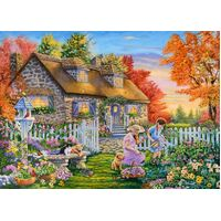 Holdson - Moments &Memories, The New Gardener Puzzle 1000pc