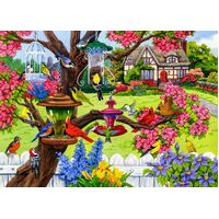 Holdson - Birdsong - Bountiful Spring Puzzle 1000pc