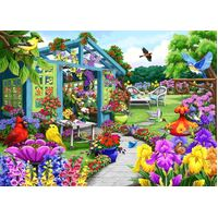 Holdson - Birdsong - Path to the Greenhouse Puzzle 1000pc