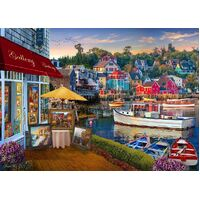 Holdson - Of Land and Sea - A Harbour Gallery Puzzle 1000pc