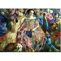 Holdson - Renaissance Realm - Love Interest Puzzle 1000pc