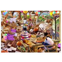 Holdson - Master of Mania: Chef Mania Puzzle 1000pc