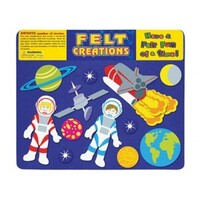 Felt Creations - Outer Space