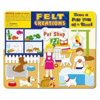 Felt Creations - Pet Shop