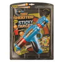 Hog Wild - Atomic Six Shooter + Sticky Target