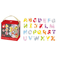 Janod - 52 Magnetic Letters