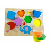 Kiddie Connect - Flying Balloon Chunky Shape Puzzle