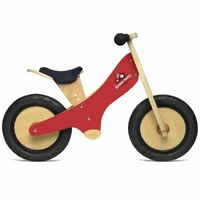 Kinderfeets - Balance Bike Red