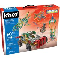 K'Nex - Power and Play 50 Model Motorized Building Set