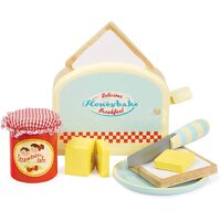 Le Toy Van - Honeybake Toaster Set