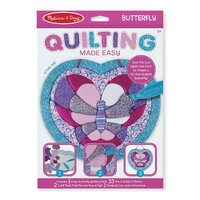 Melissa & Doug - Quilting Made Easy - Butterfly