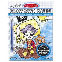 Melissa & Doug - My First Paint with Water - Blue