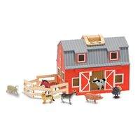 Melissa & Doug - Fold And Go Barn