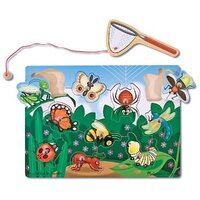 Melissa & Doug - Magnetic Bug Catching Game