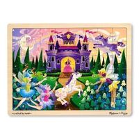 Melissa & Doug - Fairy Fantasy Jigsaw Puzzle - 48pc