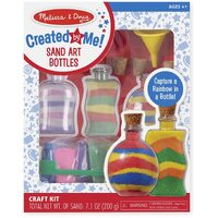 Melissa & Doug - Sand Art Bottles Craft Kit