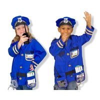 Melissa & Doug - Police Officer Role Play Costume Set