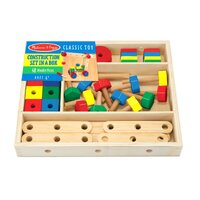 Melissa & Doug - Construction Set in a Box