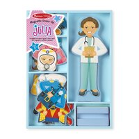 Melissa & Doug - Julia Magnetic Dress-Up