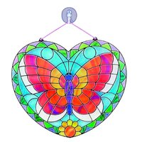 Melissa & Doug - Stained Glass Made Easy - Butterfly