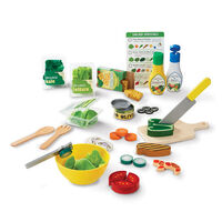 Melissa & Doug - Slice & Toss Salad Set
