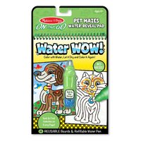 Melissa & Doug - On The Go - Water WOW! - Pet Mazes