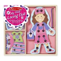 Melissa & Doug - My First Lacing Doll