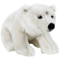 National Geographic - Polar Bear Plush Toy 35cm