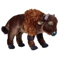 National Geographic - Bison Plush Toy 30cm