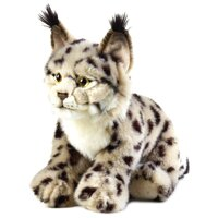 National Geographic - Lynx Plush Toy 25cm