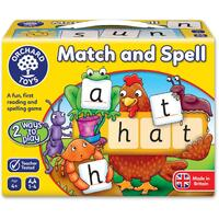 Orchard Toys - Match and Spell
