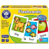 Orchard Toys - Flash Cards