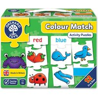 Orchard Toys - Colour Match Activity Puzzles