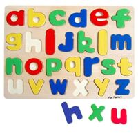 Fun Factory - Alphabet Lowercase Puzzle