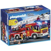 Playmobil - Ladder Unit with Lights and Sound 5362