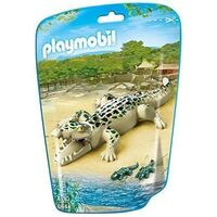 Playmobil - Alligator with Babies 6644