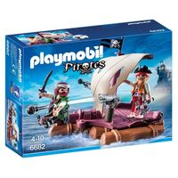 Playmobil - Pirate's Raft 6682